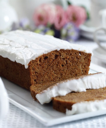 CARROT LOAF: A cooled sliced, buttered loaf  makes a good addition to school lunches.