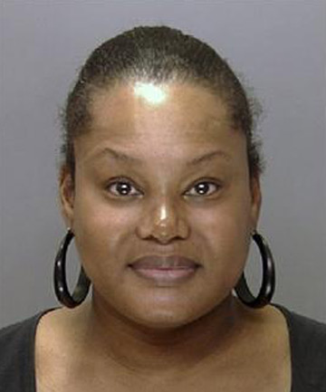 "A Philadelphia Police Department of Padge Victoria Windslowe who  who calls herself the ""Black Madam"" and is facing a trail on charges of administering illegal buttock-injections."