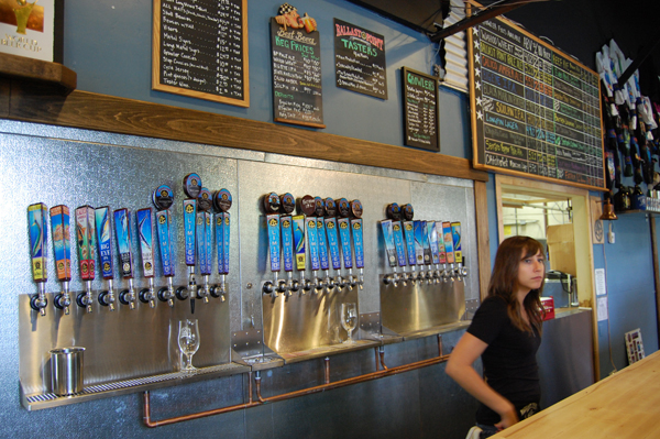 Taps at Ballast Point