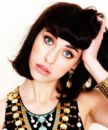 WORLD BEATER: Kimbra has what it takes to make it big.