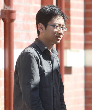 NO CONVICTION: Xiran Zhang who imported DVDs with cartoon animations depicting rape, abuse, and bestiality involving eels has been discharged without conviction.