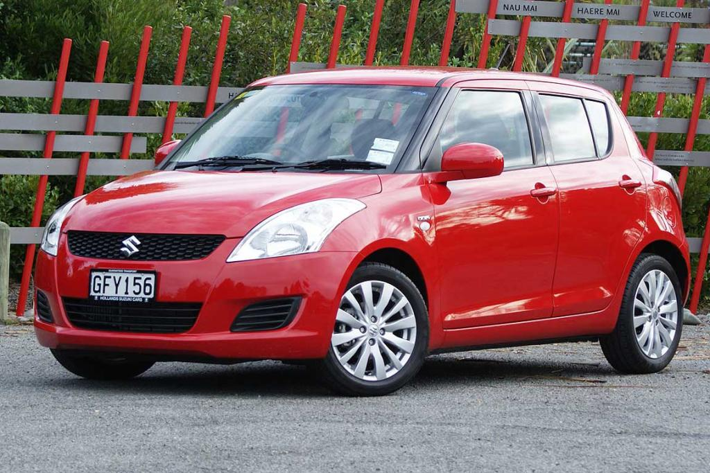 Suzuki's diesel Swift gives oily rags a run for their money.