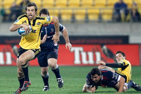 Hurricanes v Rebels