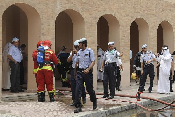 Fatalities have been reported after a fire at the Villagio Mall, in Doha's west end.