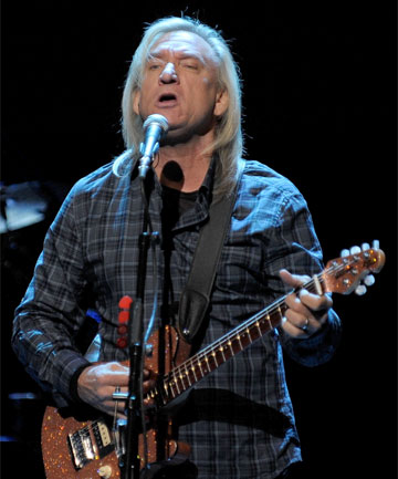 Joe Walsh to release solo album after 20 years | Stuff co nz
