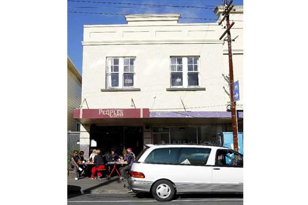 The building at 12 A and B Constable St in Newtown will receive $12,500 for strengthening work.