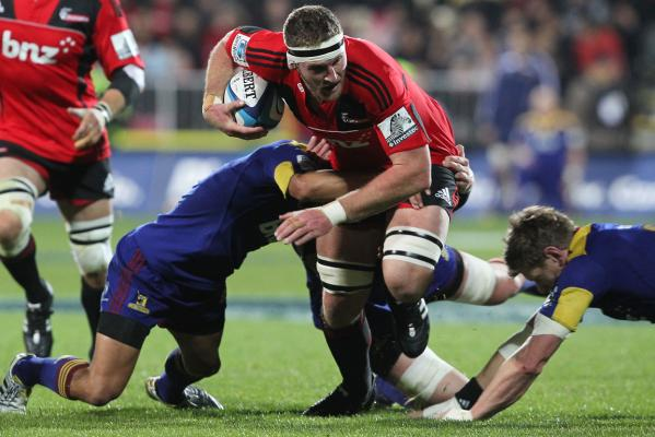 Crusaders v Highlanders
