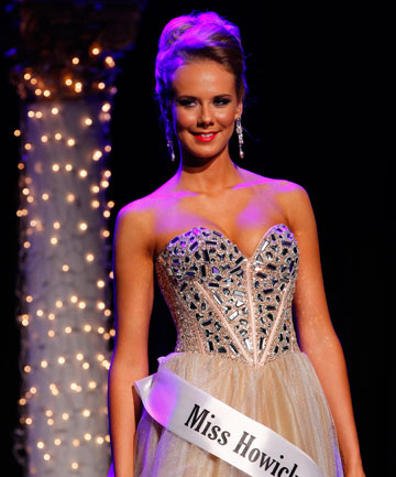 AVIANCA BOHM: The new Miss Universe New Zealand's interests include fashion design, sports, and reading.