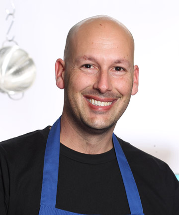 THE PRICE IS NOT ALWAYS RIGHT: Masterchef contestant Tony Price has been eliminated from the show.