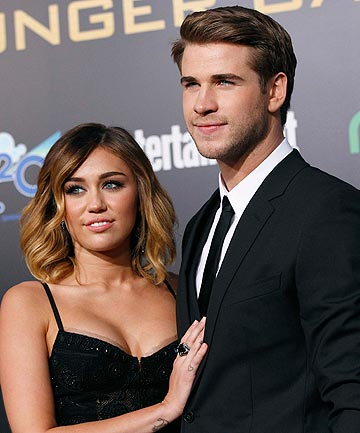 554dcb597 LOVE GAMES: Former Disney star Miley Cyrus has announced her engagement to  long-term