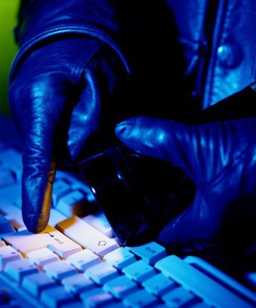 PRIVACY BREACH: Using key stroke information to find a worker's password in not okay.