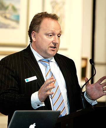 Xero CEO Rod Drury.