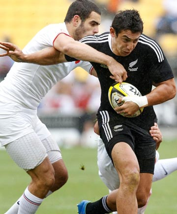 NEW RECRUIT: Sevens ace player Bryce Heem has signed with the Makos.