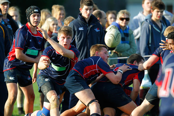 Wellington First XV game