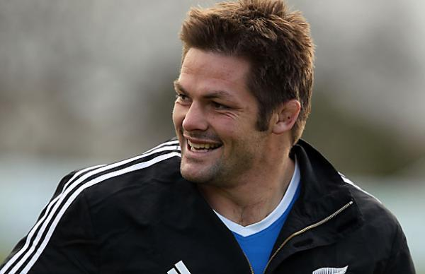 Richie McCaw - Linfield Park