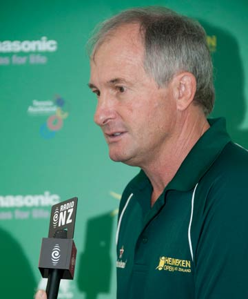 STEPPING DOWN: After 14 years as director of the ASB Classic and Heineken Open tournaments, Richard Palmer has resigned.
