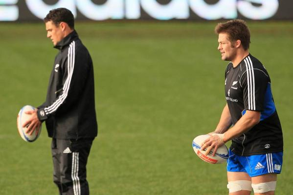 Dan Carter and Richie McCaw