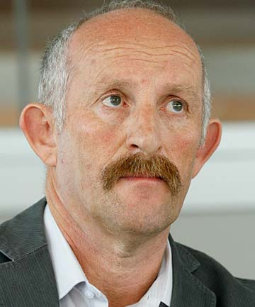 SEEING GREEN: Gareth Morgan says recycling bins 'seem to be our most telling advance'.