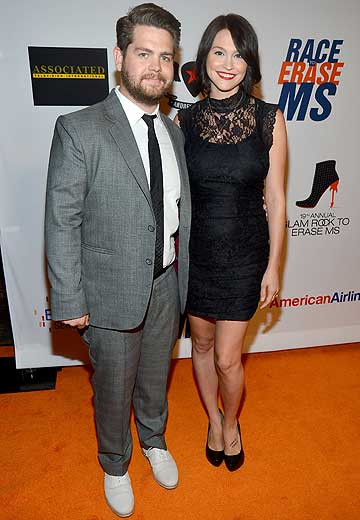 jack osbourne diagnosed with ms | stuff.co.nz, Skeleton