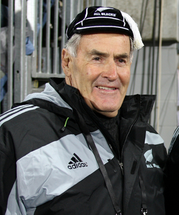 John McEldowney played 10 games for the All Blacks and 125 for Taranaki.