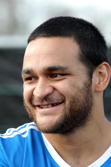 Piri Weepu polarised public opinion with his well publicised battle with his weight issues.