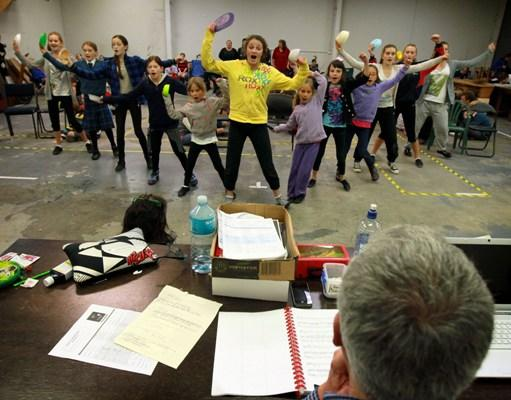 Hamilton Operatic Society's Oliver opens this Saturday and runs until July 7.