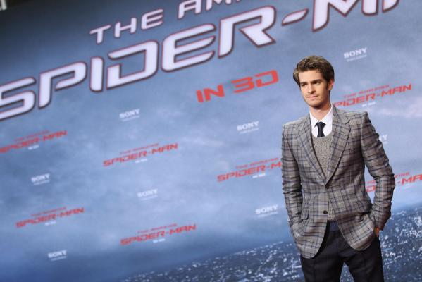 Amazing Spider-Man world premieres