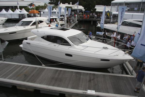 Sanctuary Cover International Boat Show