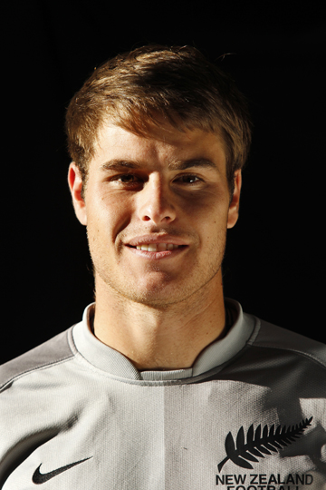Michael O'Keeffe has been named as one of two goalkeepers in the 18-man New Zealand men's Olympic football team