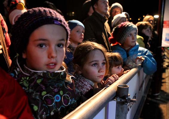 Queenstown Winter Festival started on Friday night with the Opening Party & Fireworks.