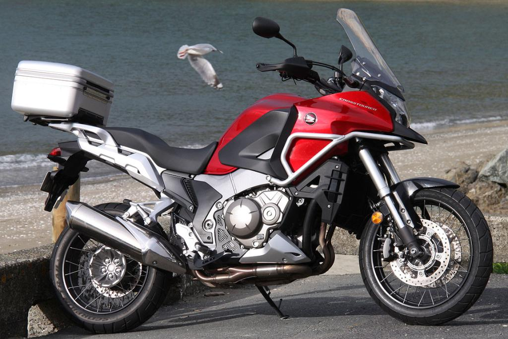 V-four tourer: The Honda VFR1200X Crosstourer is unique in its class and a lot of bike for the money.