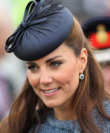 WORKING GIRL: The Duchess of Cambridge has spent nearly NZ$70,000 on her 'working' wardrobe since her marriage to Prince William in April 2011.