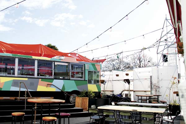 Smash Palace is part of new Christchurch's colourful, quirky bar scene.