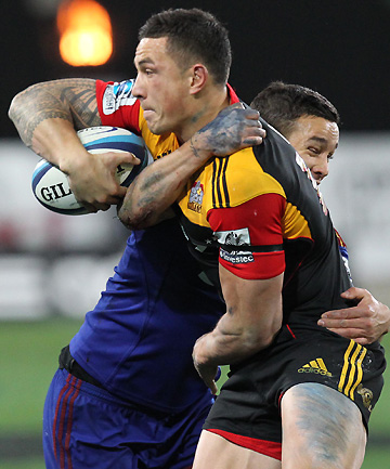 Sonny Bill Williams