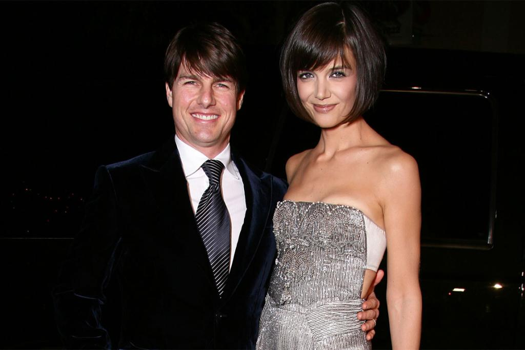 Holmes' extreme post-pregnancy weight loss led to speculation over her health that would continue for the rest of the couple's marriage.
