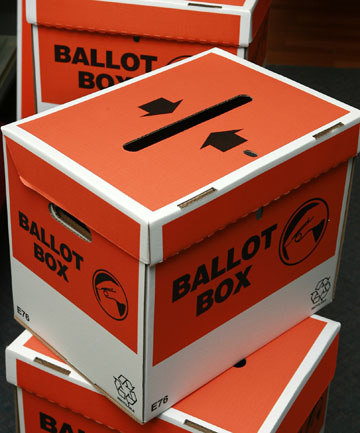 VOTING FOR VOTING: Referendum will ask voters to choose between keeping or getting rid of MMP.