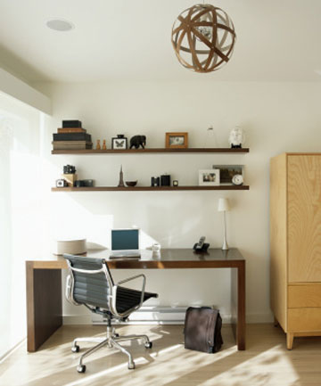 Remarkable Building A Work Space At Home Stuff Co Nz Largest Home Design Picture Inspirations Pitcheantrous