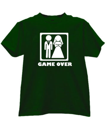 VERY CLEVER: The offending T-shirt.