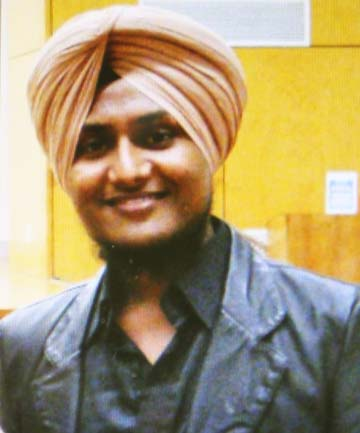 CHARANPREET SINGH DHALIWAL: Was found dead at a West Auckland building site.