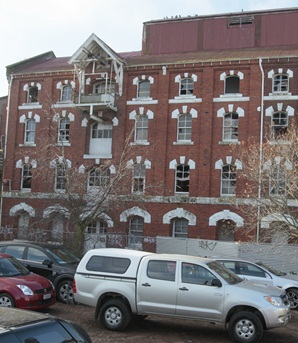 SAVED: The Christchurch City Council has approved a heritage incentive grant of up to $884,750 for conservation work on the former Woods Brothers flour mill buildings in Wise St.