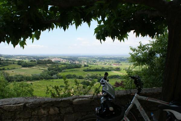 Provence cycling