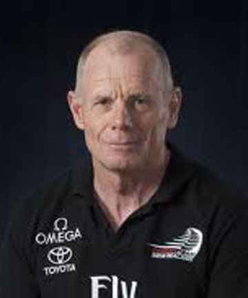 Emirates Team New Zealand boss Grant Dalton is looking forward to sailing on the new AC72.