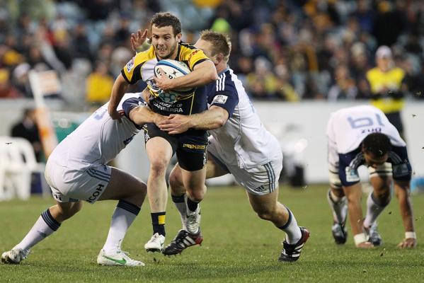 Blues v Brumbies