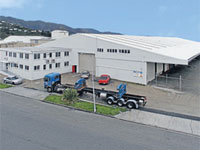 For sale: The Owens Transport depot in Seaview.