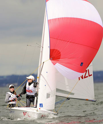 Youth Sailing Worlds