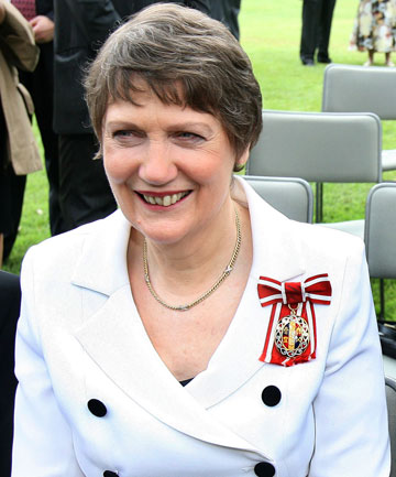 PRIVATE VISIT: Former Prime Minister Helen Clark is speaking at a fundraiser for four female Labour Party candidates on Tuesday night.