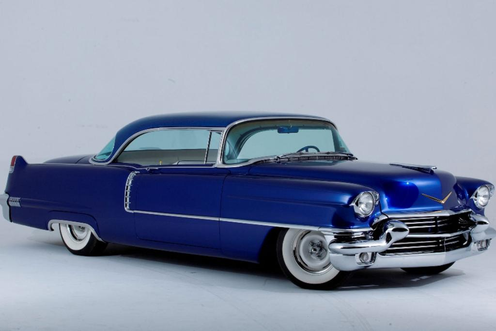 A 1956 Cadillac called Necessary Evil will be on public display for the first time.