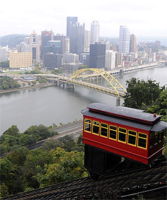48 hours in Pittsburgh