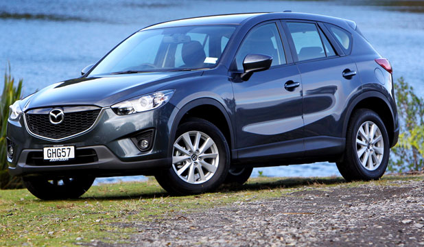 tdn Mazda CX-5  full
