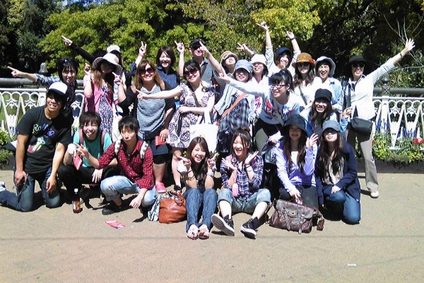 A group of 23 students and teachers of the Toyama College of Foreign Languages visited Victoria Park on February 21 last year as part of a familiarisation of Christchurch. The next day 12 were killed in the CTV building where they studied.